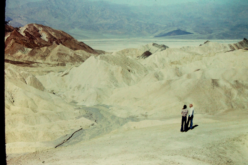 Foucault in Death Valley