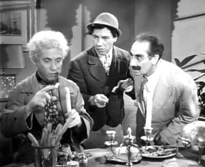 Marx Brothers, Night in Casablanca