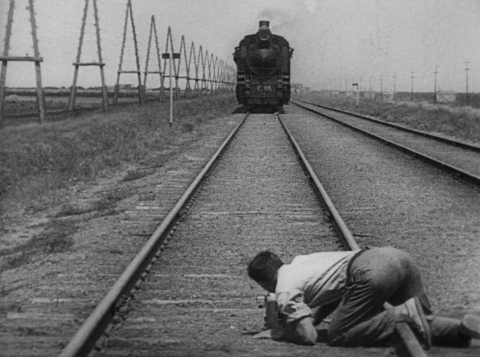 Vertov Man with a Movie Camera